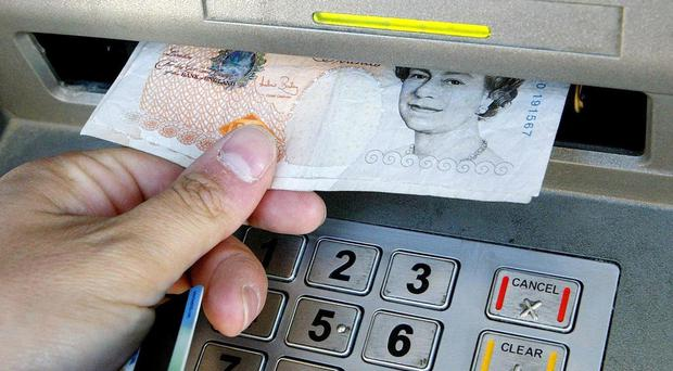 Retailer hopes of securing nearly £400 million in tax rebates have been dealt a blow as the Government prepares to appeal a ruling on business rates paid on cash machines.