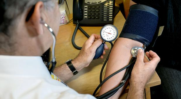 NHS figures have revealed GPs are seeing around one million patients each day (Anthony Devlin/PA)