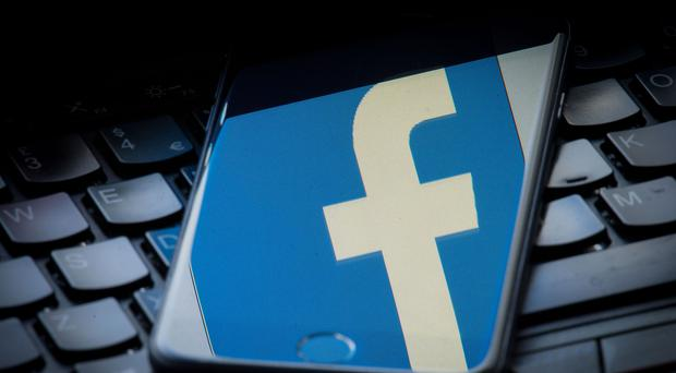Facebook has been criticised over its use of personal data (Dominic Lipinski/PA)