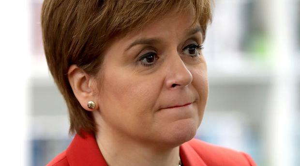 The UK Government will 'not allow' the Scottish Government to pay the settled status fee for public sector workers, Nicola Sturgeon said.