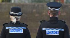 Police Scotland is appealing for witnesses after a pedestrian was struck and killed by a car (David Cheskin/PA)