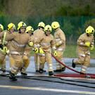 Firefighters will visit vulnerable people over the festive period to check fire safety (Jane Barlow/PA)