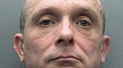 Russell Bishop, who has been found guilty of the 1986 'Babes in the Woods' murder of schoolgirls Nicola Fellows and Karen Hadaway (PA Wire/Sussex Police)