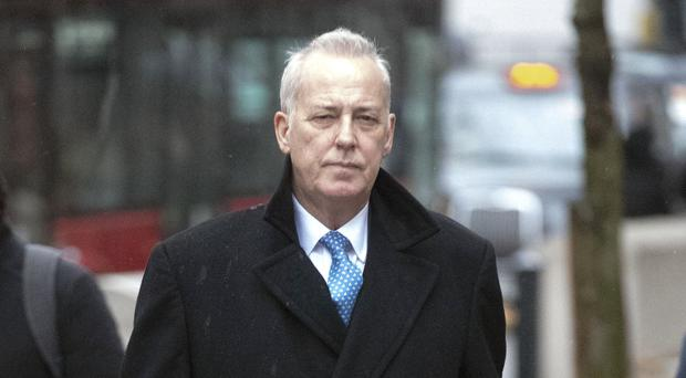 Michael Barrymore is to find out if Essex Police have won an appeal over the level of damages he can receive over the wrongful arrest he says destroyed his career (Steve Parsons/PA)