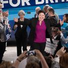 Scottish Conservative leader Ruth Davidson has given her full support to Theresa May (Stefan Rousseau/PA)