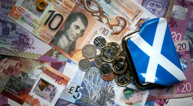 Scottish Finance Secretary Dereek Mackay said his Budget for 2019-20 would 'protect what matters most' (Jane Barlow/PA)