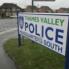 Thames Valley Police HQ (Tim Ockenden/PA)