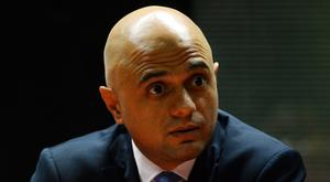 Home Secretary Sajid Javid has announced the provisional police funding settlement for 2019/20 (Kirsty O'Connor/PA)