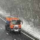 Motorists have faced difficult driving conditions (Gareth Fuller/PA)