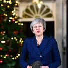 Prime Minister Theresa May (Victoria Jones/PA)