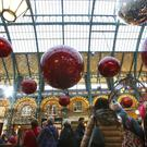Footfall to physical retailers has declined 0.1% this Christmas period, analysts have said (Philip Toscano/PA)