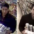 CCTV from Blackpool, and a post by David Schwimmer (Blackpool Police/@DavidSchwimmer/PA)
