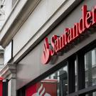 High street banking giant Santander has been fined £32.8m by the City watchdog for 'serious failings' in processing deceased customer accounts (Laura Lean/PA)