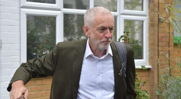 remain supporters criticised jeremy corbyn after he said labour would go ahead with brexit if it