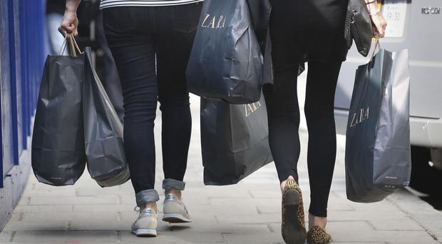 It has been a miserable year for Britain's high streets (Philip Toscano/PA)