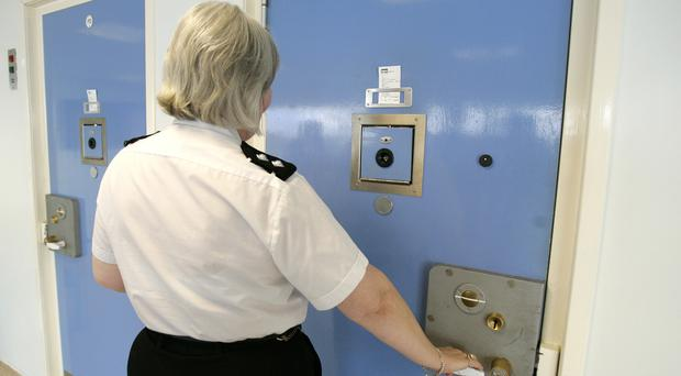 Some prisons in England allow access to phones within cells (Andrew Milligan/PA)