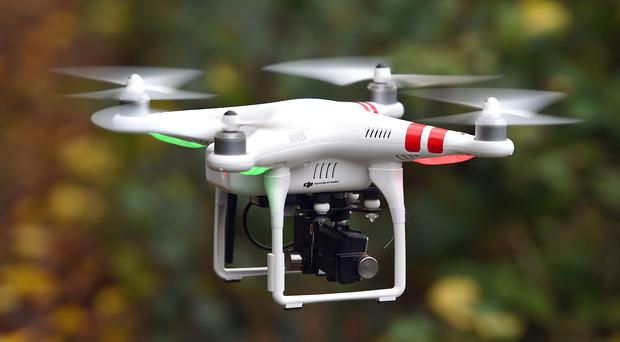 New drone owners are being warned to know the rules before flying their devices (Joe Giddens/PA)