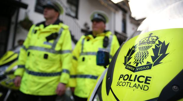 A man has been arrested over a suspicious death in Aberdeen (Andrew Milligan/PA)