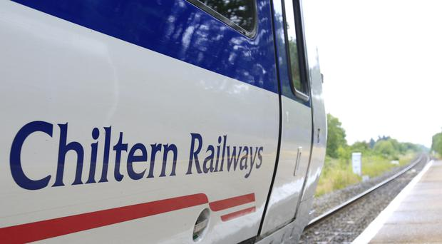 Chiltern Railways will be among the first train firms in Britain to use a new GPS-led location tracking system (Jonathan Brady/PA)