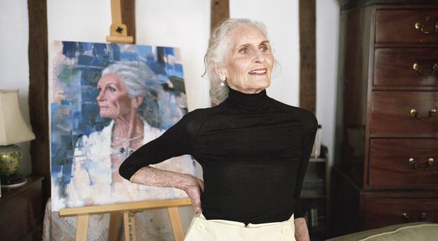 """Daphne Selfe said she was """"totally surprised"""" to be awarded the honours (Craig Campell)"""