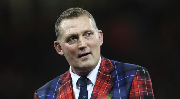 Doddie Weir is made an OBE in the New Year Honours (David Davies/PA)