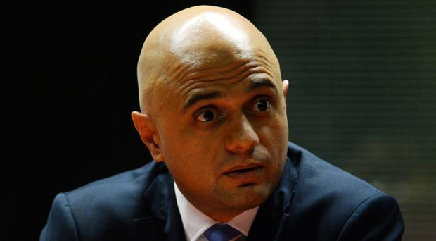 Home Secretary Sajid Javid has been criticised over the migrant crisis (Kirsty O'Connor/PA)