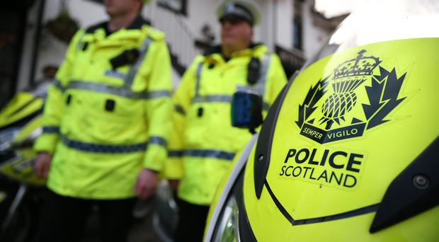 Police are hunting a group involved in a street fight in Blantyre (Andrew Milligan/PA)