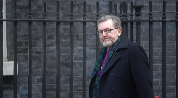 Scottish Secretary David Mundell is calling for compromise and pragmatism in 2019 (Victoria Jones/PA)