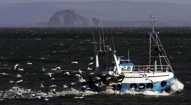 Fishing industry representatives have called for the Scottish Government to embrace the benefits they say Brexit will bring (Andrew Milligan/PA)