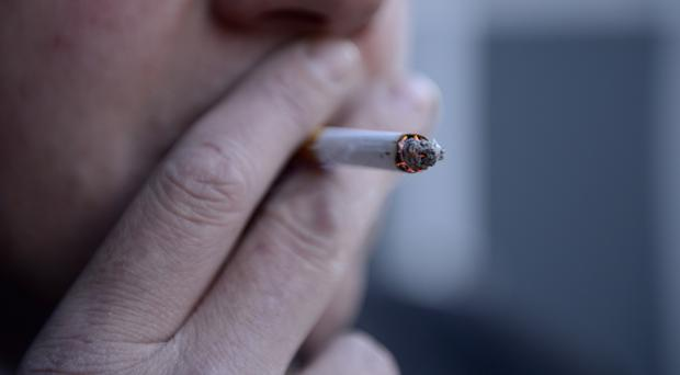 Care workers should be given extra help to quit smoking, researchers say (Jonathan Brady/PA)