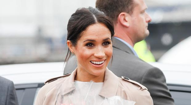 The Duchess of Sussex has taken on her first four royal patronages (Chris Jackson.PA)