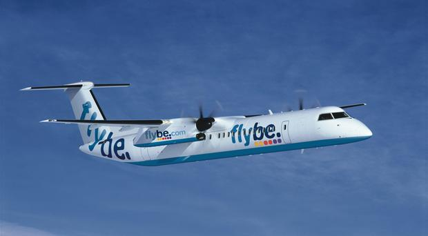 Flybe is to become part of the newly formed Connect Airways (Flybe/PA)