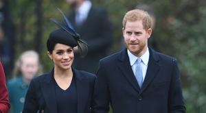 The Duke and Duchess of Sussex are to attend Cirque du Soleil's premiere of Totem (Joe Giddens/PA)