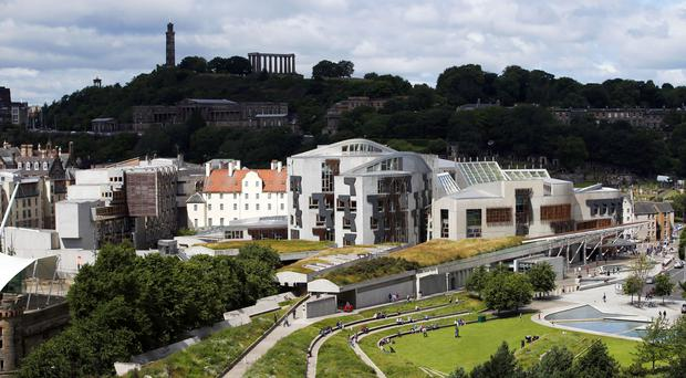 The legislation will be scrutinised by a Holyrood committee (Jane Barlow/PA)
