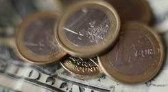The pound has rallied higher on hopes over a Plan B for Brexit as Prime Minister Theresa May fights off another challenge to her leadership (Yui Mok/PA)