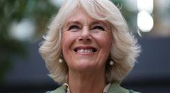 Camilla is the chancellor of the University of Aberdeen (Andrew Milligan/PA)