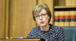 Lady Smith is chairing the Scottish Child Abuse Inquiry (handout/PA)