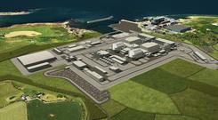 Wylfa power station plans have been suspended (Horizon)