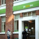 A Jobcentre Plus (Anthony Devlin/PA)