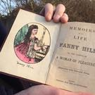 The book was sold for £360 at auction – nine times its guide price (Hansons/PA)