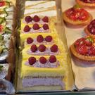 Patisserie Valerie cakes on display (Nick Ansell/PA)