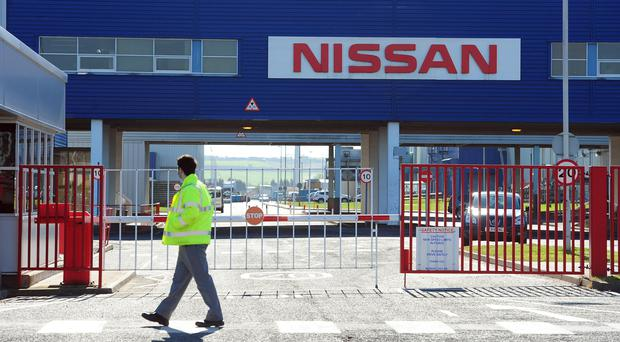 Nissan's Europe chairman Gianluca de Ficcy attacked Brexit 'uncertainty' but said business reasons were behind the decisiont o build the X-Trail in japan instead of the UK (Owen Humphreys/PA)