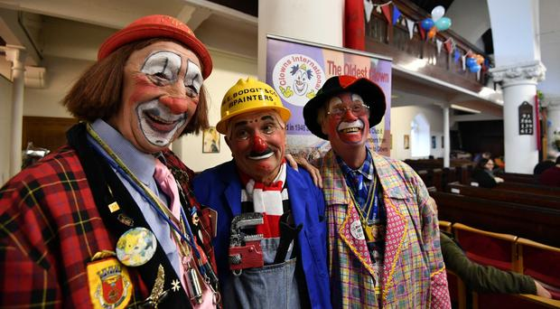 A Northern Ireland council considered the benefit of a clown festival. [Stock pic]