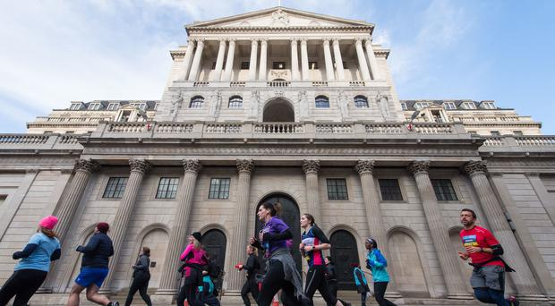 The Bank of England warned Brexit uncertainty could see growth slump to its lowest level for 10 years in 2019 as it held interest rates at 0.75%