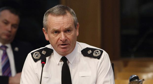 Chief Constable Iain Livingstone will give evidence this week (Andrew Cowan/Scottish Parliament)