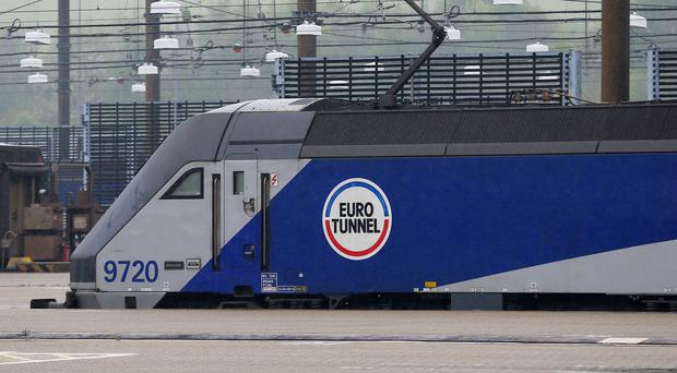 Eurotunnel operates the Channel Tunnel (PA/Gareth Fuller)