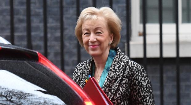 Leader of the House of Commons Andrea Leadsom (Stefan Rousseau/PA)