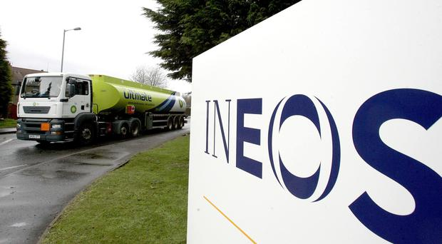 Ineos founder Sir Jim Ratcliffe has slammed the EU over expensive regulations (Andrew Milligan/PA)