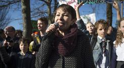 Green party MP Caroline Lucas (Kirsty O'Connor/PA)