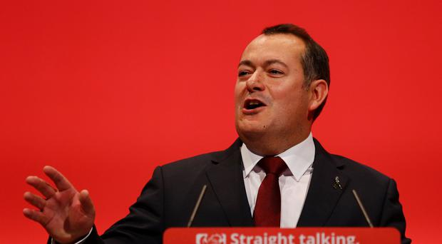 Former shadow culture secretary Michael Dugher has said he is leaving Labour (Gareth Fuller/PA)
